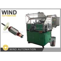 China Automatic Armature Lap AC Motor Winding Machine For Universal DC And AC Electric Motors on sale