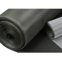 Quality 304 304l 316 316l Plain Weave SGS Stainless Steel Woven Wire 20 Mesh for sale