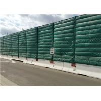 Quality 40dB Temporary Sound Barriers for Construction Site and Residential and  Semi Building for sale