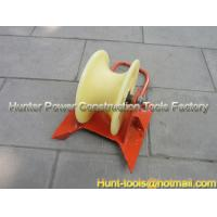 Quality Hot sales Pit Edge Guide Rollers for power cables for sale