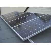Quality Quickly Installed Rails Solar Panel Flat Roof Mounting Frame for sale