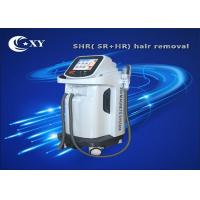 Buy cheap Two Handles SR Skin Rejuvenation HR Hair Removal 2000W Powerful Multifunction Machine from wholesalers