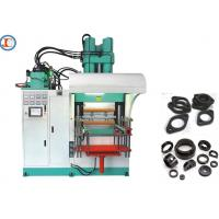 Quality High Standard Rubber Moulding Machine 200T  , 2 RT Rubber Compression Moulding Machine for sale