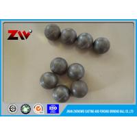 Quality Low / medium / High chrome grinding balls for mining / Cement Plant for sale