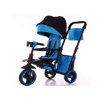 China Kids Toy Ride On Cars Childrens Ride On Toys 3 Wheel Baby Walker Tricycle Children Baby Buggy on sale