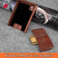 Wooden mobile case for one plus X