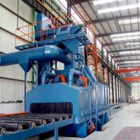 Buy cheap High Efficiency H-beam Shot-blasting Machine for Steel Structure Surface from wholesalers