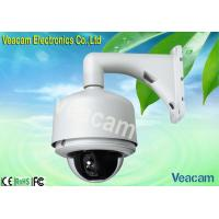 Quality 15W OSD High Speed Dome Camera with 180°Auto Flip  for sale