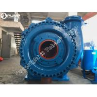 Quality Tobee® 8x6 inch high pressure dredge pump for sale