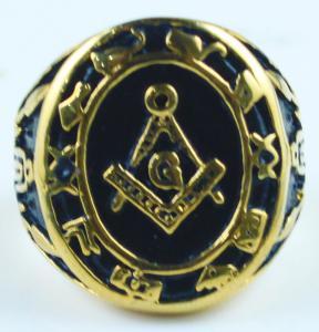 2015 the latest design masonic ring for wholesale