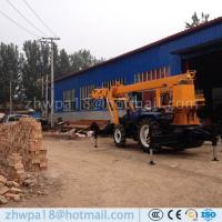 Quality Good quality Auger Crane hydraulic Pile Driver Erection for sale