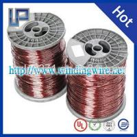Quality Aluminum Motor Winding Wire Class 130-220c for sale