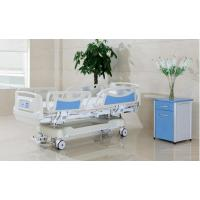 China Patient Hospital ICU Bed For Home Use , ABS Head And Foot Board on sale