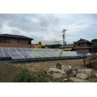 Quality Pv Flat Roof & Open Field Ground Mount Solar Racking 5°~55° for sale