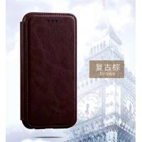 Quality Precise Vintage Iphone 6s Leather Wallet Case Coloured Customizable Dirtproof for sale