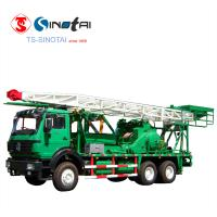 China The Best Mobile Back aligned bailing oil truck on sale