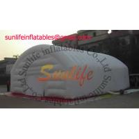 Quality inflatable air constant pvc outdoor event show tent for sale