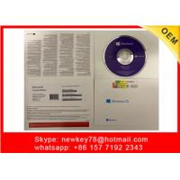 Quality Operating System Software Windows 10 Home Oem Box With Dvd Multi Language for sale