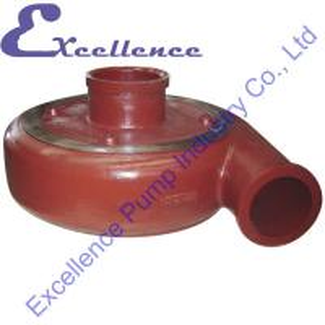 Quality Anti-Abrasive Abrasion Resistant Centrifugal Slurry Pump Volute Liner for sale