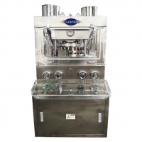 Quality SS304 Rotary Type Pharmaceutical Laboratory Tablet Press for sale
