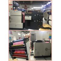 Quality High Precision Paper Flexo Printing Machine / Punching Machine FDC920 For Roll Paper for sale