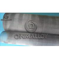 China Low coefficient 0Cr25Al5 Metal Wire Mesh for aerospace , water fuel on sale