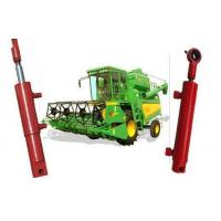 Buy cheap Double Acting Agricultural Hydraulic Cylinders Harvester Superior Strength from wholesalers