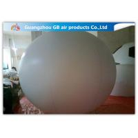 Quality Colorful Inflatable Advertising Balloon / Flying Saucer Helium Balloon for sale