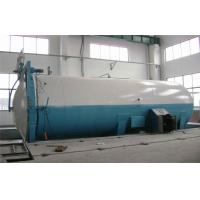 China Large Vulcanizing Rubber Autoclave Φ2.85m With Safety Interlock , Automatic Control on sale
