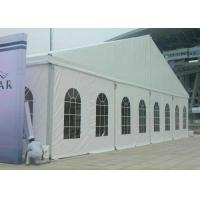 Quality Environmentally 20m Outdoor Event Tent Fabric Structure For Exhibition for sale