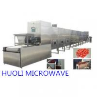 Microwave Industrial Sterilization Equipment For Packed Food