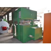 Quality Waste Paper Egg Tray Pulp Forming Machine , Egg Box Making Machine for sale