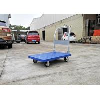 Buy cheap PP Materials Plastic Folding Platform Hand Trolley With Silence Wheels , Carton from wholesalers