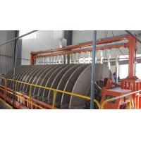 Quality Mining Ore Ceramic Dewatering Equipment Micro Hole Plate For Sludge Dewatering for sale