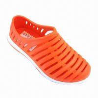 Quality Women's Clogs, Made of EVA Upper and Outsole, Fashionable Design, Various Colors are Available for sale