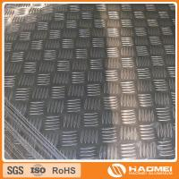 China Best Quality Low Price Skid-Proof Diamond Bar Aluminium Plate on sale