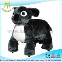 Quality Hansel fast profits koala design coin operated stuffed animals / ride on animal for sale