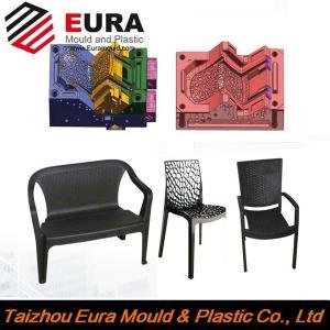 Quality EURA Zhejiang Taizhou plastic chair injection mould for sale