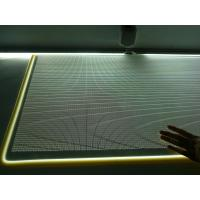 Quality Light illuminated sign board V cutter groove engraving machine for sale