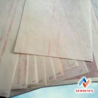 Quality ELECTRIAL INSULATING PAPER  NMN & NPN NOMEX-POLYESTER-NOMEX LAMINATES CLASS F INSULATION PAPER for sale