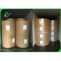 China 45gsm 49gsm Smooth PrintableNewsprintPaper In Roll For Wrapping Custom on sale