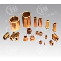 CHB-FU1 Oilless Self-lubricating Sintered Bronze bushing