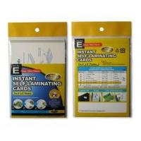 Quality Instant self-laminating Cards for sale