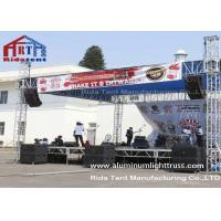Buy Non - Toxic Aluminium Lighting Truss Rigging Easy Install Waterproof PVC Cover at wholesale prices