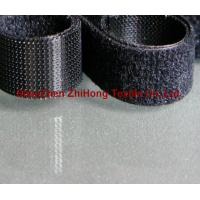 Quality Ultra thin back to back hook and loop cable tie binding straps rolls for sale
