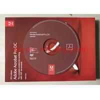 Quality 32/64- Bit Adobe Graphic Design Software Original DVD With Retail Box for sale