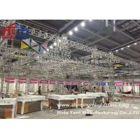 Quality Durable Aluminium Stage Truss Outdoor Performance Equipment CE TUV Certificated for sale