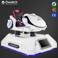 Buy cheap Owatch-Stable 9D VR Cinema Driving Car Game Virtual Reality 9D Racing Simulator from wholesalers