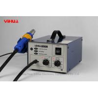 Buy cheap ESD Hot-Air Soldering Stations , Temperature Controlled Rework Station Yihua 8508 from wholesalers