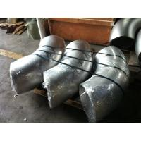 Quality Stainless Steel 304H Butt Weld Fittings / Welded Seamless Pipe Fittings for sale